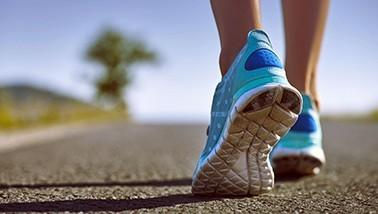 Futó és edző